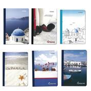 Next flexi τουριστικό σημειωμ. 17x25εκ., 3Θ, 192σελ.