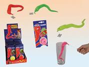 Magic worm 22εκ. σε 4 χρώματα