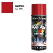 Den Braven SC UNIVERSAL ακρυλικό σπρέι έντονο κόκκινο 400ml