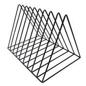 Βάση ταξινόμησης γραφείου μεταλλική μπρονζέ Υ16x25x20εκ.