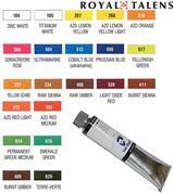 Talens van gogh χρώματα λαδιού 200ml