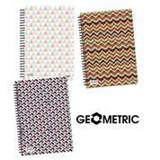 Next geometric τετράδια σπιράλ