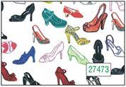 "Next χαρτί περιτυλίγματος 16 φύλλα 70x100εκ. ""shoes"""