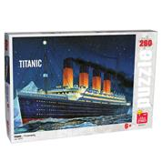 "Next παζλ ""Τιτανικός"", 28x38 εκ., 260 τεμαχίων"