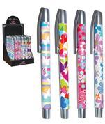 """Στυλό ball pen """"Πεταλούδες"""" σταντ 36τεμ."""