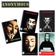 Next anonymous τετράδια σπιράλ