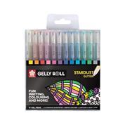 Stardust στυλό gel σετ 12τεμ.
