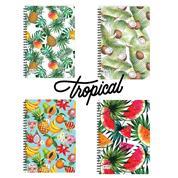 Next tropical τετράδια σπιράλ