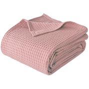 """Κουβέρτα """"Pablo"""" πικέ 100% βαμβακερή 160x240εκ. ροζ-λιλά"""