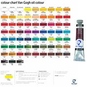 Talens van gogh χρώματα λαδιού 60ml
