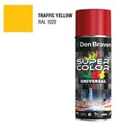 Den Braven SC UNIVERSAL ακρυλικό σπρέι κίτρινο 400ml