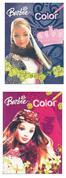 Μπλοκ ζωγραφικής Barbie colour 2σχέδια 21x29εκ. 32φύλ.