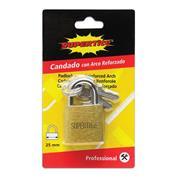 Κλειδαριά-λουκέτο με κλειδί 25mm