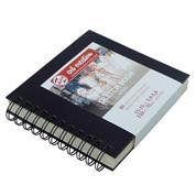 Talens Scetch book σπιράλ μαύρο 80φυλ. 15x15εκ. 110 γρ.