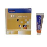 Artmate χρώμα λαδιού orange yellow, σωληνάριο 37ml