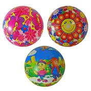 Μπάλα πλαστική  Ø23εκ. 3 σχέδια