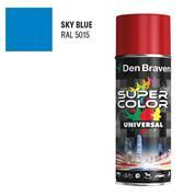 Den Braven SC UNIVERSAL ακρυλικό σπρέι μπλε ανοιχτό 400ml