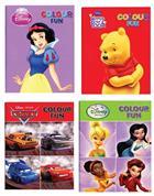 Disney colouring fun 4σχέδια 21x29εκ. 32φύλ.