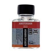 Talens amsterdam acrylic varnish High gloss 113 75ml.