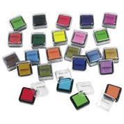 Goki ταμπόν για σφραγίδες χρωματιστά 24 σχέδια