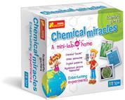 """Επιστημονικό παιχνίδι """"Χημικά θαύματα"""" Υ15x18,5x8,5εκ."""