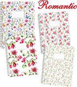 Next romantic τετράδια σπιράλ