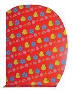 "Next βάση για δώρο & κουτί λαμπάδας ""κόκκινη παπάκια"" 35x50εκ."