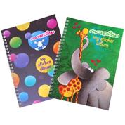 Νext sticker album 10φ. 15x21εκ.