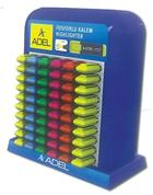 Adel μαρκαδόροι φωσφορούχοι σε διάφορα χρώματα