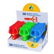 Adel ψαλίδι παιδικό πλαστικό 12εκ.