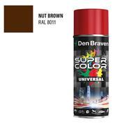 Den Braven SC UNIVERSAL ακρυλικό σπρέι καφέ 400ml