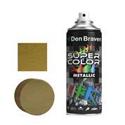 Den Braven SC σπρέι χρυσό μεταλλικό 400ml