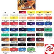 Talens van gogh χρώματα λαδιού 20ml (σειρά Α')