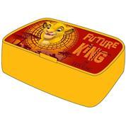 "Bagtrotter κουτί φαγητού ""Βασιλιάς των λιονταριών"" 17x12x5,8εκ."