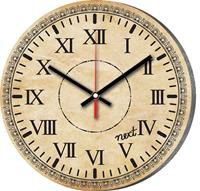 """Νext ρολόι Ø31εκ. """"αντίκα"""""""