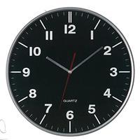 Ρολόι τοίχου  Ø31x3.5εκ.