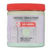 Talens  χρώμα κιμωλίας 6025 dusty green, 250 ml