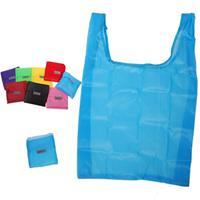 Τσάντα για ψώνια νάυλον Y52x36εκ. κοκτέηλ 8 χρώματα
