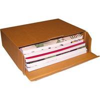 Next κουτί μεταφοράς Β4, 24x36x7εκ. ύψος