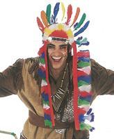Καπέλο μαραμπού ινδιάνου