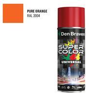 Den Braven SC UNIVERSAL ακρυλικό σπρέυ πορτοκαλί 400ml
