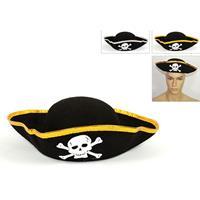 Καπέλο πειρατή 2 χρώματα