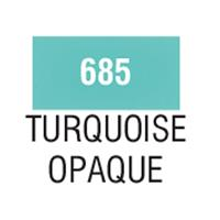 Talens χρώμα decorfin textile 685 turquoise opaque 16ml