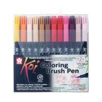 Sakura Koi brush marker σετ 24 τεμ.