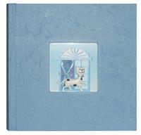 """Φώτο άλμπουμ με θήκες """"my kitty"""" για 200 φωτογρ. 22.5x22.5εκ."""