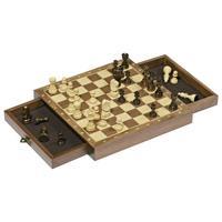 Goki σκάκι ξύλινο 25x25εκ.