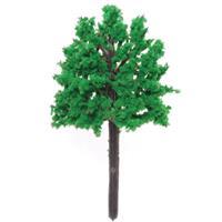 Δένδρα πλαστικά μακέτας 1:60. 14x7εκ.