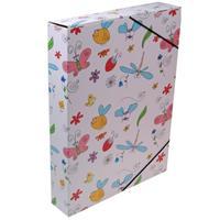 """Νext κουτί με λάστιχο """"Έντομα"""" Υ33.5x25x5εκ."""