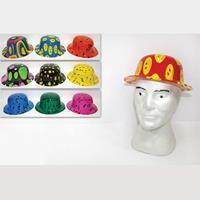 Καπέλο πλαστικό κλόουν