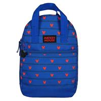 "Bagtrotter τσάντα νηπίου ""Mickey"" μπλε 34x23x13εκ."